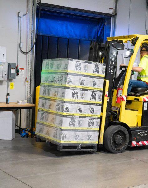 Euroclean Forklift